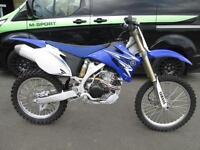 YAMAHA YZF 250 2009 BRAND NEW MX MOTOCROSS OFFROAD BIKE @ RPM OFFROAD