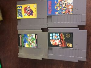 NES/WII/N64/SNES(games/console)