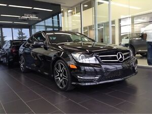 2014 Mercedes-Benz C-Class C350 4MATIC COUPE/LEATHER/HEATED SEAT