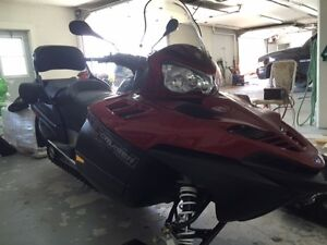 Polaris IQ Cruiser 750 Turbo Touring 2008