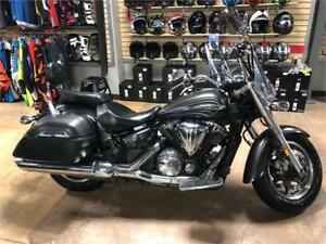 2012 YAMAHA V-STAR 1300 TOUR