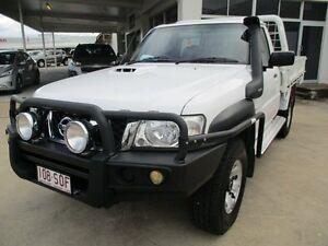 2012 Nissan Patrol Polar White Manual Ayr Burdekin Area Preview