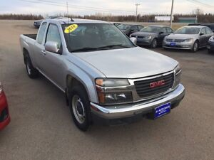 SOLD SOLD SOLD 2010 GMC Canyon SLE 2WD Ext Cab