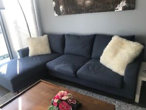 Couch & Media unit for SALE