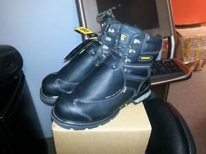 Caterpillar safety shoes size 13
