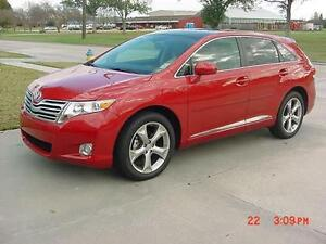 PAINTED BODY SIDE MOLDINGS fits the 2009 - 2015 TOYOTA VENZA