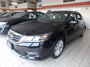 2013 Honda Accord EX-L,V6,SIDE AND BACK CAMERA DEALER MAINTAINED