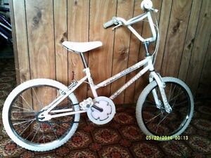 "20"" Girls Bike"