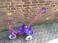 Girls First Trike