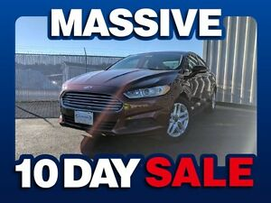 2016 Ford Fusion SE ( MASSIVE 10 DAY SALE! )