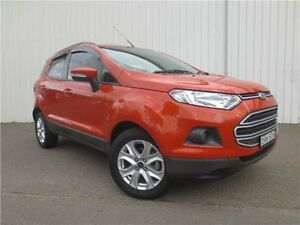 2015 Ford Ecosport BK Trend PwrShift Mars Red 6 Speed Sports Automatic Dual Clutch Wagon Cardiff Lake Macquarie Area Preview