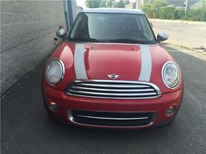MINI COOPER CLUBMAN 2011 154000KM MANUAL