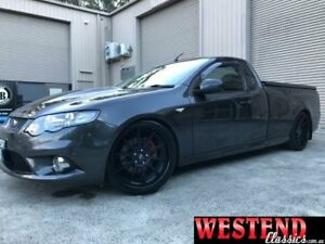 2008 Ford Falcon FG XR8 6 Speed Sports Automatic Utility Lisarow Gosford Area Preview