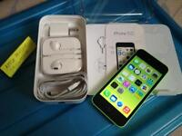 iPhone 5C Vert 16GB comme neuf ** Bell / Virgine Mobile **