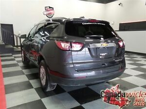 2016 Chevrolet Traverse LS,AWD,8 PASSENGER, EASY FINANCE WE APPR Edmonton Edmonton Area image 7