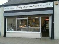 Well established catering business/sandwich shop/ hot food