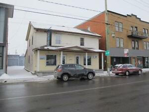 INCOME PROPERTY COMMERCIAL DUPLEX FOR SALE $180,000