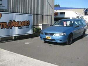 2006 Ford Falcon Wagon - Aussie Icon, Rego, New Tyres, New Battery, Camping Equipment Banksmeadow Botany Bay Area Preview