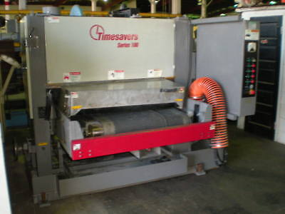 Timesaver Multi-direct Abras Disc Machine Year-2000 22119