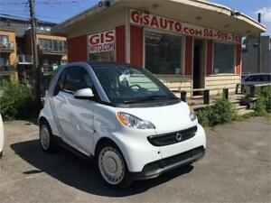 2013 smart fortwo cuir bluetooth 28000km