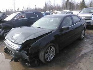 parting out 2007 ford fusion