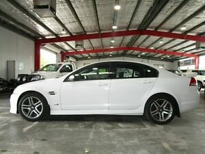 2012 Holden Commodore VE II MY12 SV6 White 6 Speed Sports Automatic Sedan Welshpool Canning Area Preview