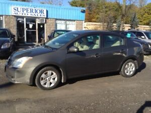 2008 Nissan Sentra 2.0 Fully Certified! Located in Welland!