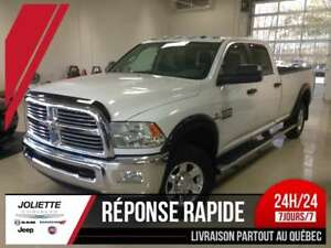 2013 Ram 2500 SLT, PLAN OR 5/160KM, DIESEL, RATIO 3.42, CAM. BLU
