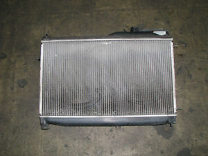Honda S2000 OEM Radiator with Fans