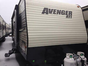 TRAVEL TRAILER, 2017 AVENGER, 27 DBS,MONCTON