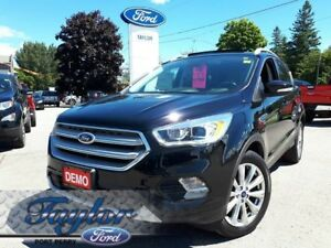 2018 Ford Escape Titanium *DEALERSHIP DEMO*
