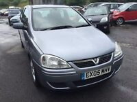 2005 Vauxhall Corsa 1 litre, starts and drives well, MOT until 20th July, car located in Gravesend K