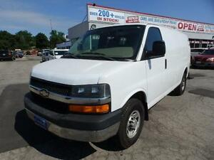 2009 Chevrolet Express Cargo Van CERTIFIED E-TESTED