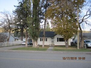 Great Downtown Location Williams Lake Cariboo Area image 1