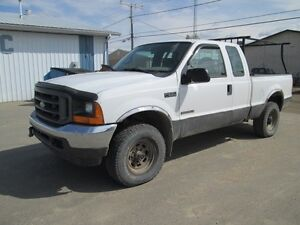 2001 Ford Super Duty F-250