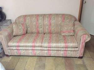 Double Sofa Bed Epping Whittlesea Area Preview
