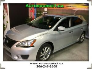 2014 Nissan Sentra SR | SUNROOF | SPORT PKG | LOADED | RELIABLE