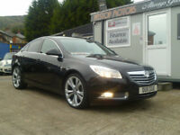 2011 VAUXHALL INSIGNIA 2.0 CTDi SRi NAV 158-NIL DEPOSIT FINANCE AVAILABLE ON ALL OUR CARS