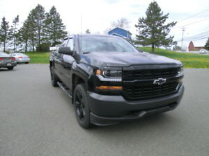 2016 Chevrolet Silverado 4X4 Only 47758 kms.