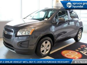 2015 Chevrolet TRAX LT AWD LOW KM'S FACTORY WARRANTY TO 160,000