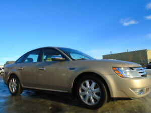 2008 Ford Taurus LIMITED SPORT PKG-LEATHER-SUNROOF-AMAZING