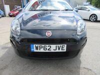 Fiat Punto 1.2 EASY 5d 69 BHP full service history (blue) 2012
