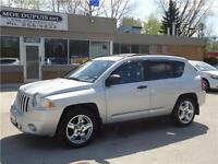 2007 Jeep Compass Limited,LEATHER,SUNROOF!!