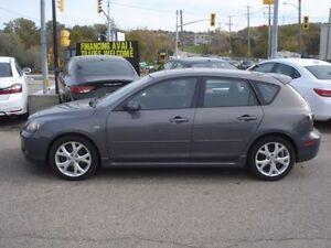 2007 Mazda MAZDA3 GT Hatchback *AUTOMATIC*
