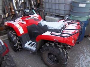 2014 ARCTIC CAT 400 4X4 TRADE IN!