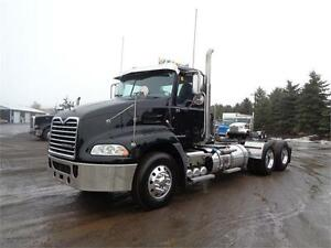2008 MACK PINNACLE HEAVY SPEC DAYCAB, HYDRAULIC WETLINE