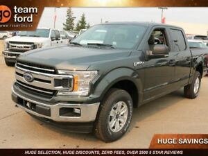 2018 Ford F-150 XLT, 301A, 5.0L V8, 4X4, SYNC3, NAV, REAR CAMERA