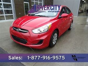 2016 Hyundai Accent GL Heated Seats,  Bluetooth,  A/C,