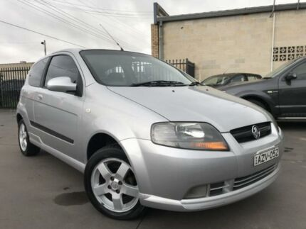 2006 Holden Barina TK Silver 5 Speed Manual Hatchback Cambridge Park Penrith Area Preview