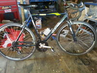 new pric if sold today aug 20  $100.00 ccm presto road bike